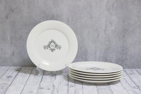 Тарелки десертные - 6 шт