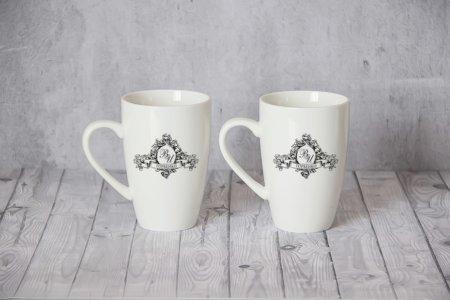 2 чашки Латте