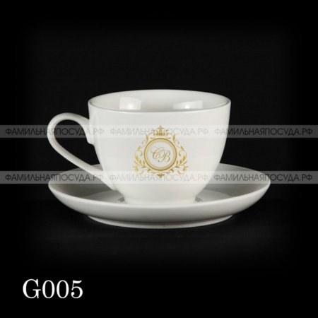Золотой герб G005