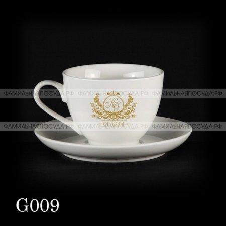 Золотой герб G009