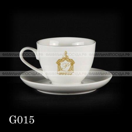 Золотой герб G015