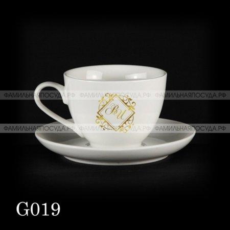 Золотой герб G019