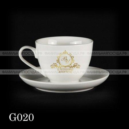 Золотой герб G020