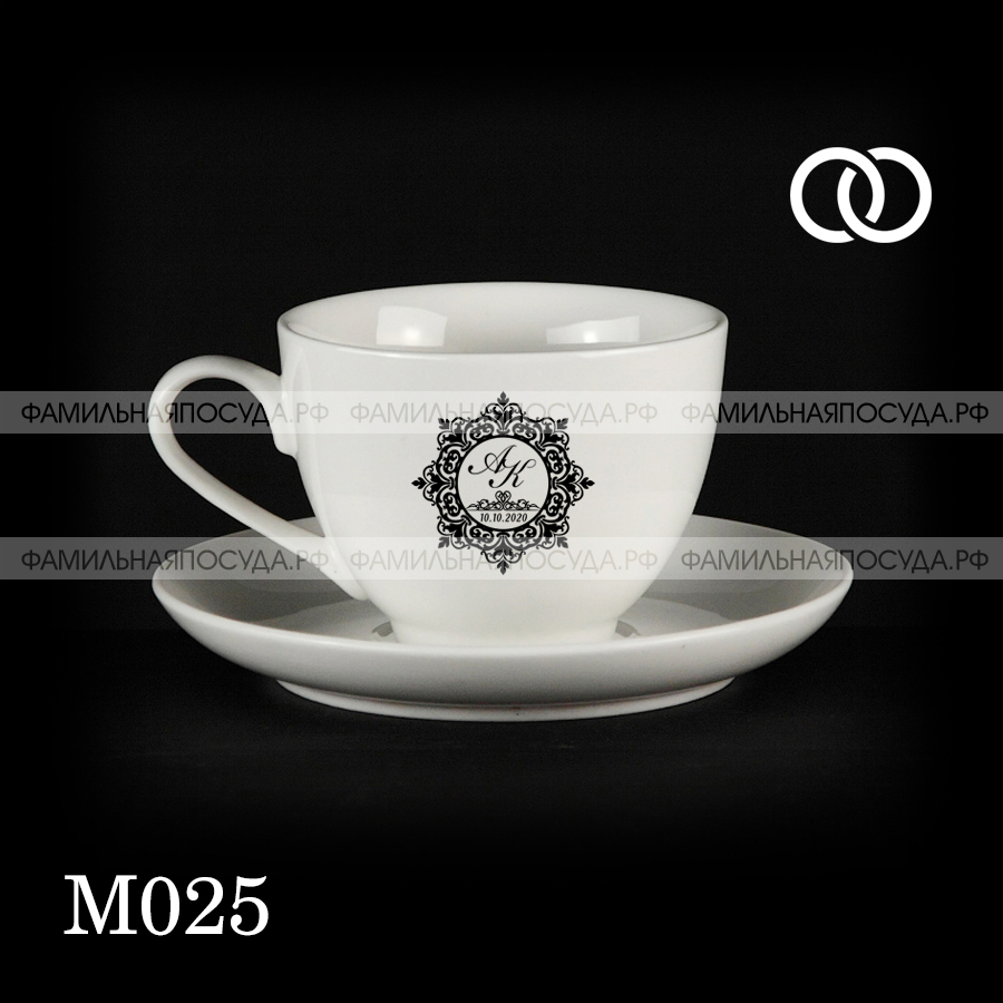Герб M025 на свадьбу