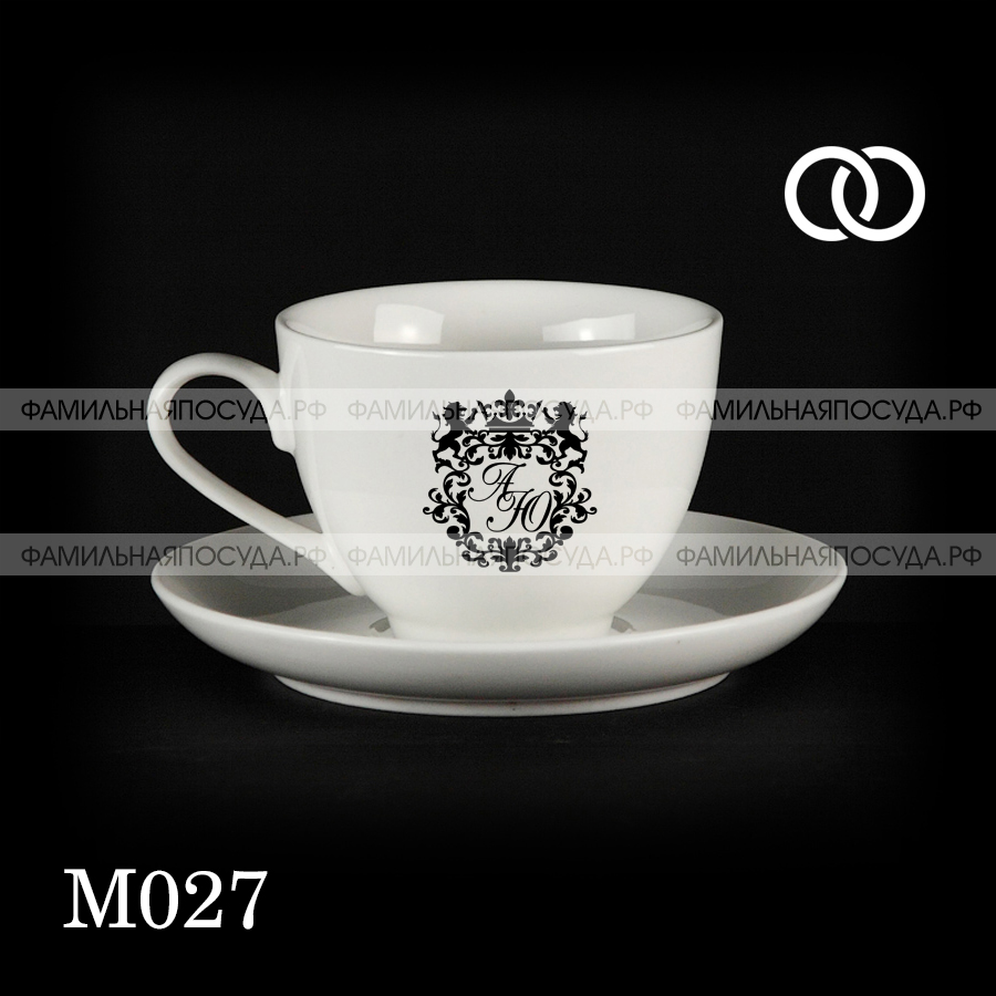 Герб M027 на свадьбу